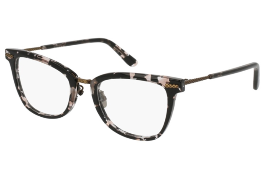 Bottega Veneta BV0104O Eyeglasses in 008 Avana