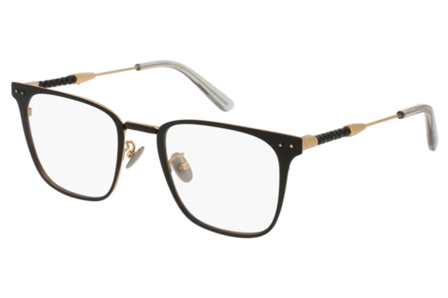 Bottega Veneta BV0108O Eyeglasses in Bottega Veneta BV0108O Eyeglasses