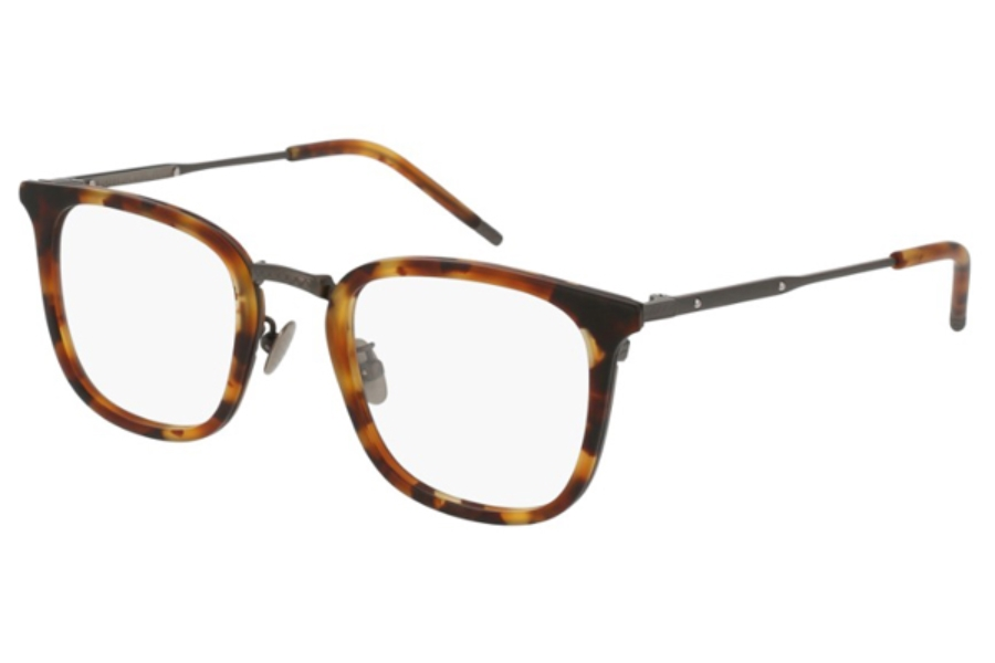 Bottega Veneta BV0111O Eyeglasses in 002 Avana