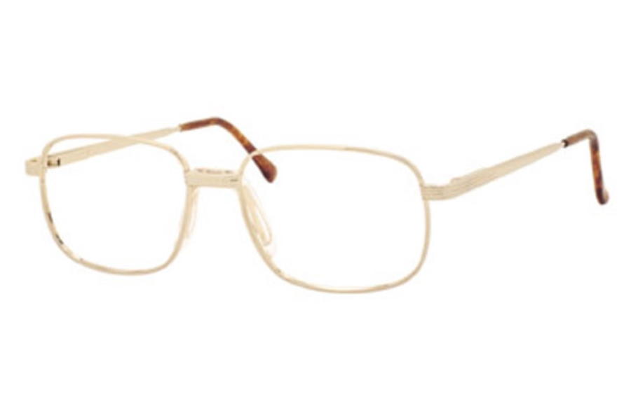 Boulevard Boutique 3126 Eyeglasses in Gold