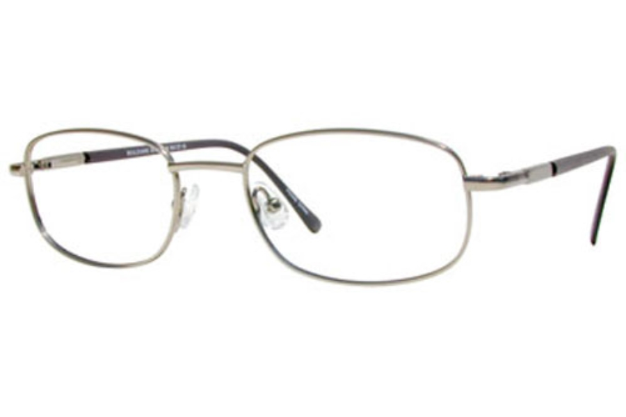 Boulevard Boutique 3127 Eyeglasses in Pewter