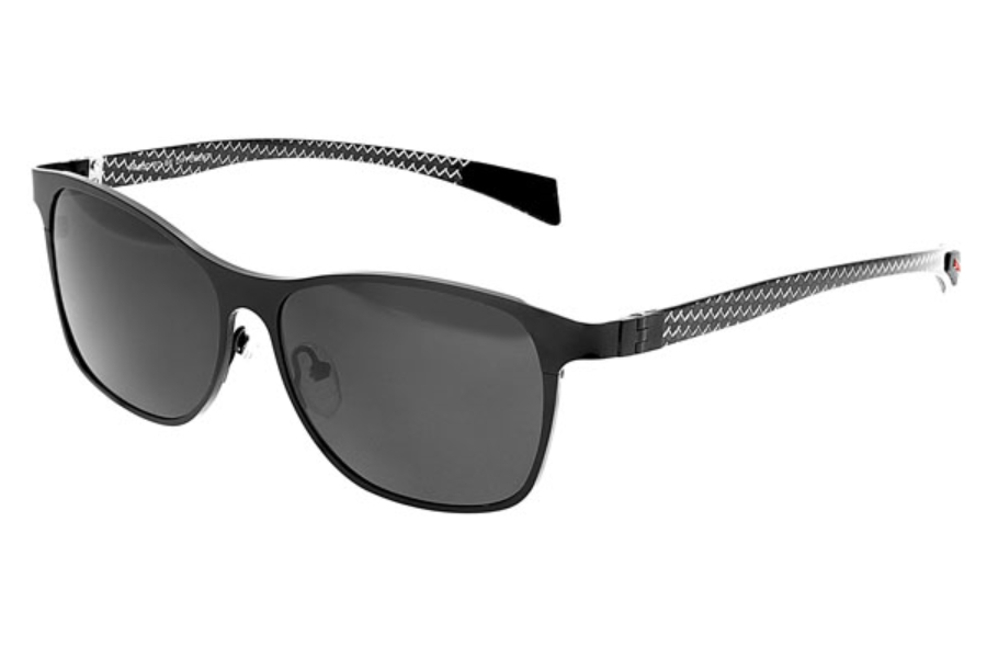 Breed Templar Sunglasses in 035BK Black