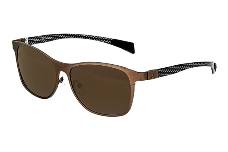 Breed Templar Sunglasses in 035BN Brown/Brown
