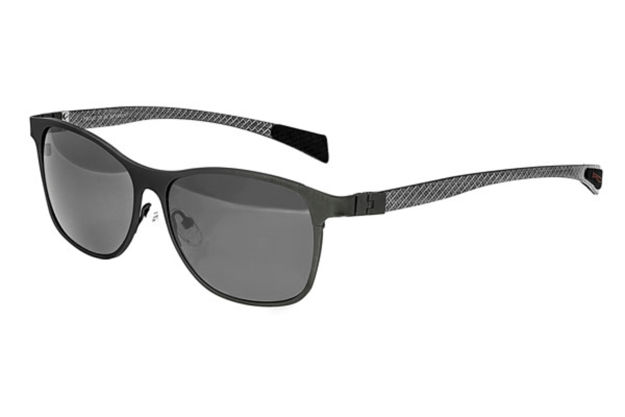 Breed Templar Sunglasses in 035GM Gunmetal/Black