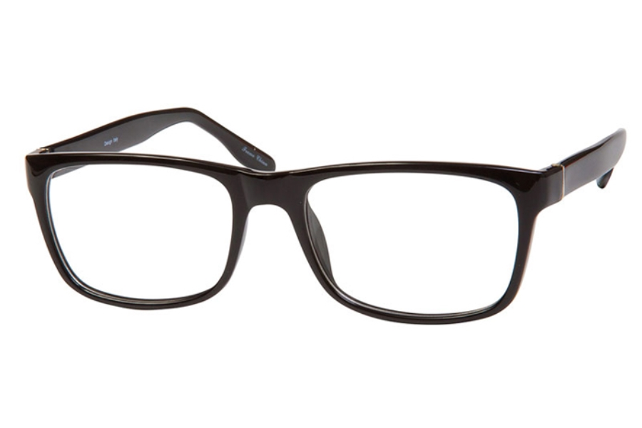 Brilliance Brilliance 3118 Eyeglasses in Black
