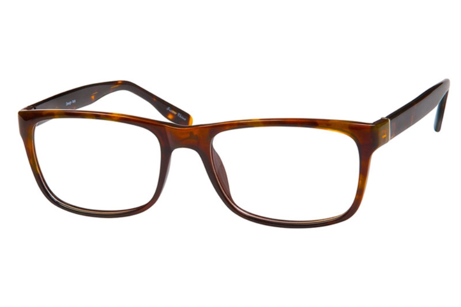 Brilliance Brilliance 3118 Eyeglasses in Demi
