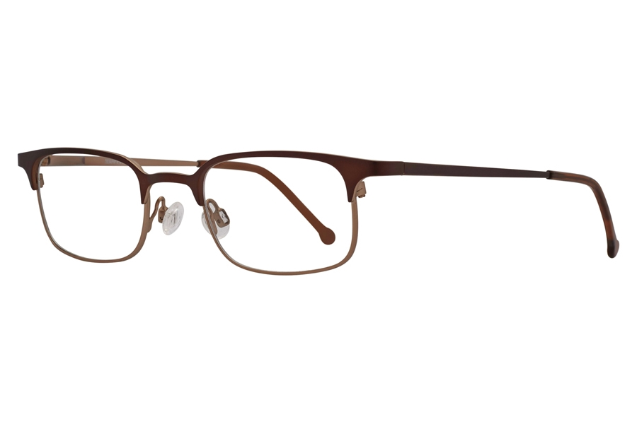 Brooklyn Heights Wesley Eyeglasses in Brown