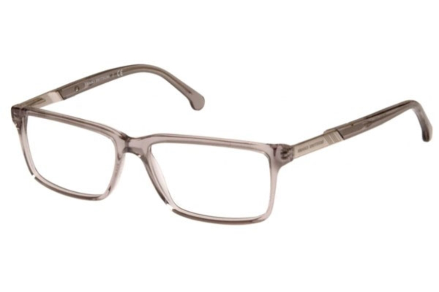 888ebf934c6 Brooks Brothers BB 2019 Eyeglasses in 6074 Grey Crystal ...