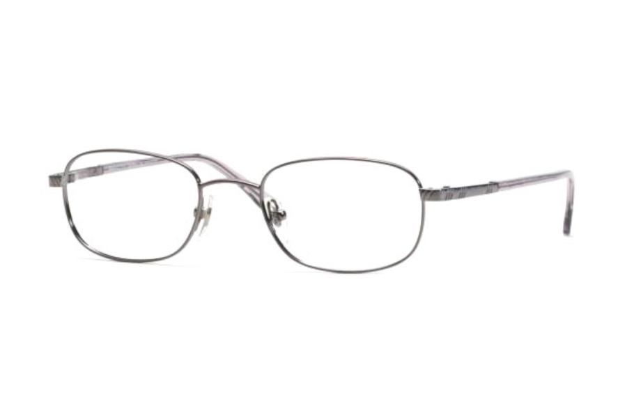 07f4b40b27f0 Brooks Brothers BB 363 Eyeglasses in 1150 Gunmetal (50 eye size only) ...
