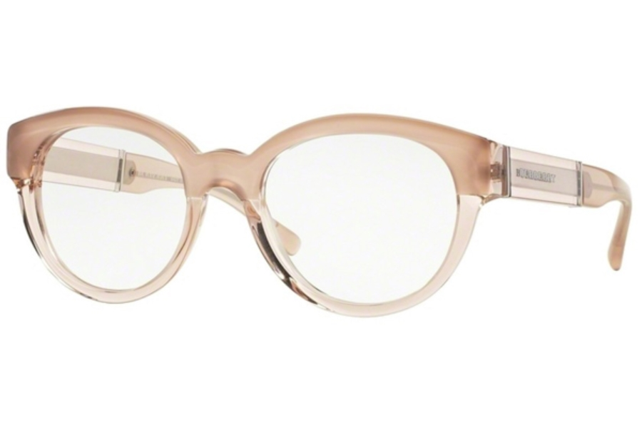 67b4e6842e1 ... Burberry BE2209 Eyeglasses in 3560 Top Opal Nude Nude ...