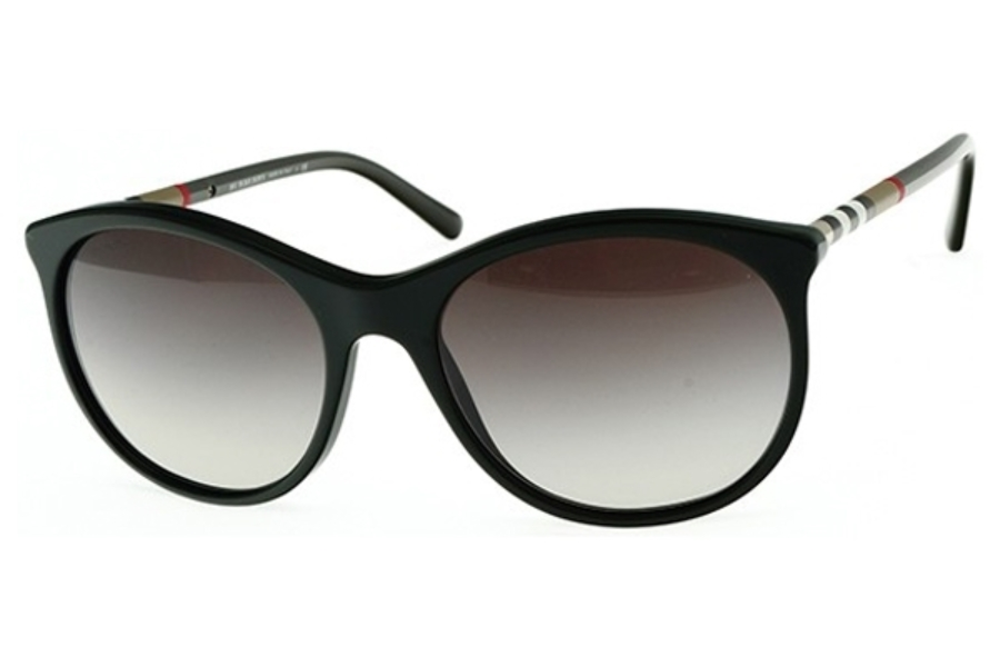 646c234f8c14 ... Burberry BE4145 Sunglasses in 33928E Dark Green green gradient ...
