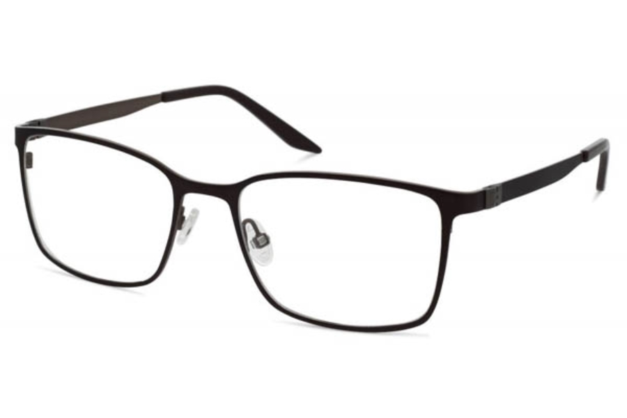 Project One Cabral Eyeglasses in 3 Brown/Sand