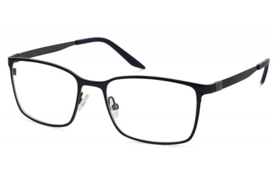 Project One Cabral Eyeglasses in 4 Blue/Light Blue