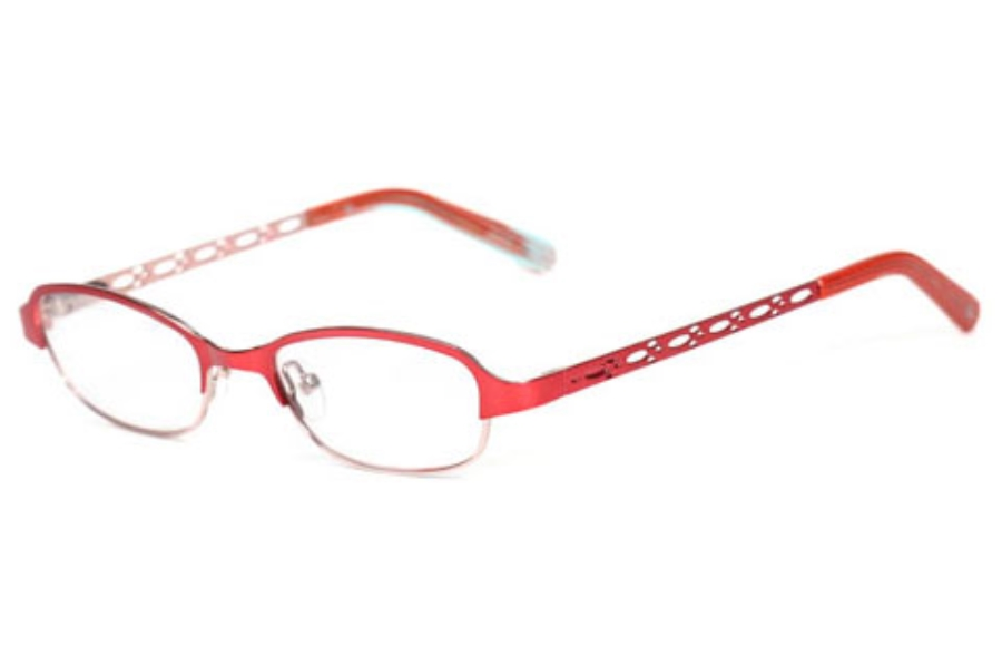 Popcorn Callie Eyeglasses in Burgundy
