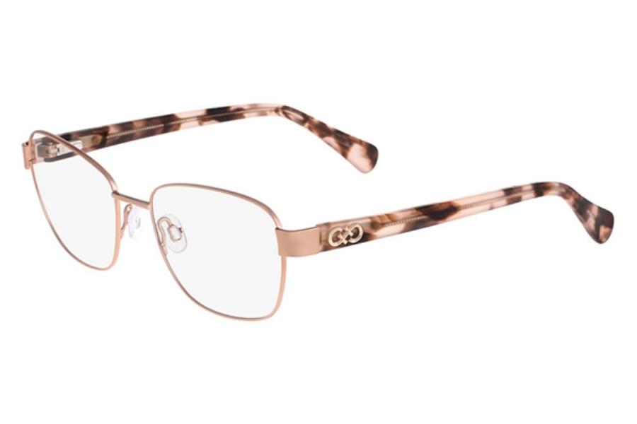 Eyeglasses Cole Haan CH5008 CH 5008 Blue Gunmetal