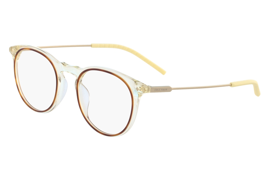 974a048493d0c ... Brown Horn  Cole Haan CH 5028 Eyeglasses in Cole Haan CH 5028 Eyeglasses  ...