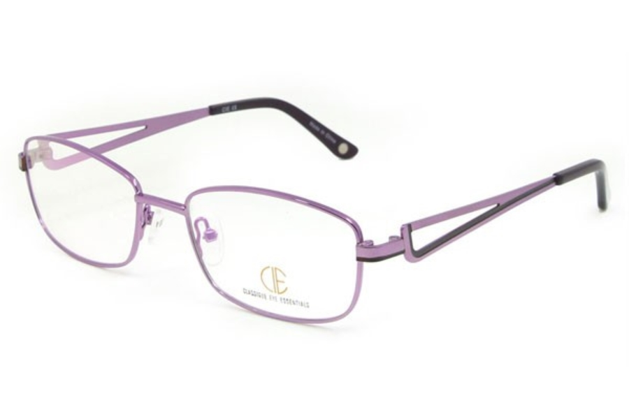 CIE SEC121 Eyeglasses in 03 Purple/Brown