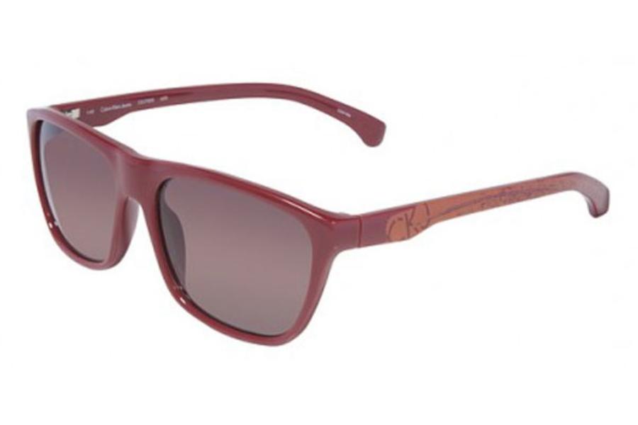 e1b48663587 Calvin Klein Jeans CKJ700S Sunglasses in 600 Red ...