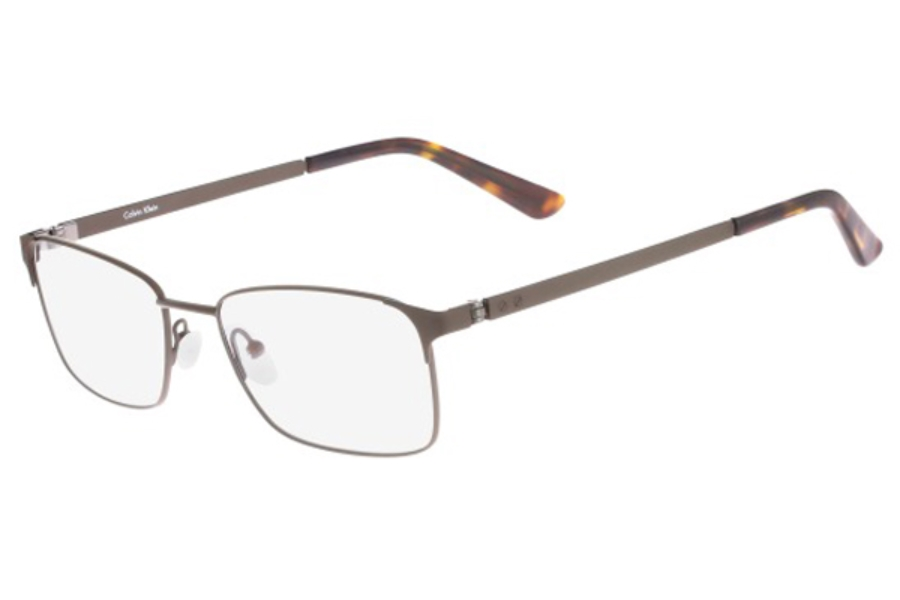 Calvin Klein CK8013 Eyeglasses in 223 Brown