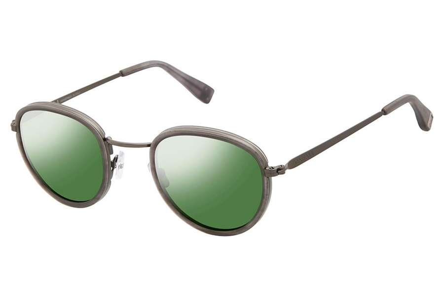 Canali 210 Sunglasses in C03 Grey Stripe