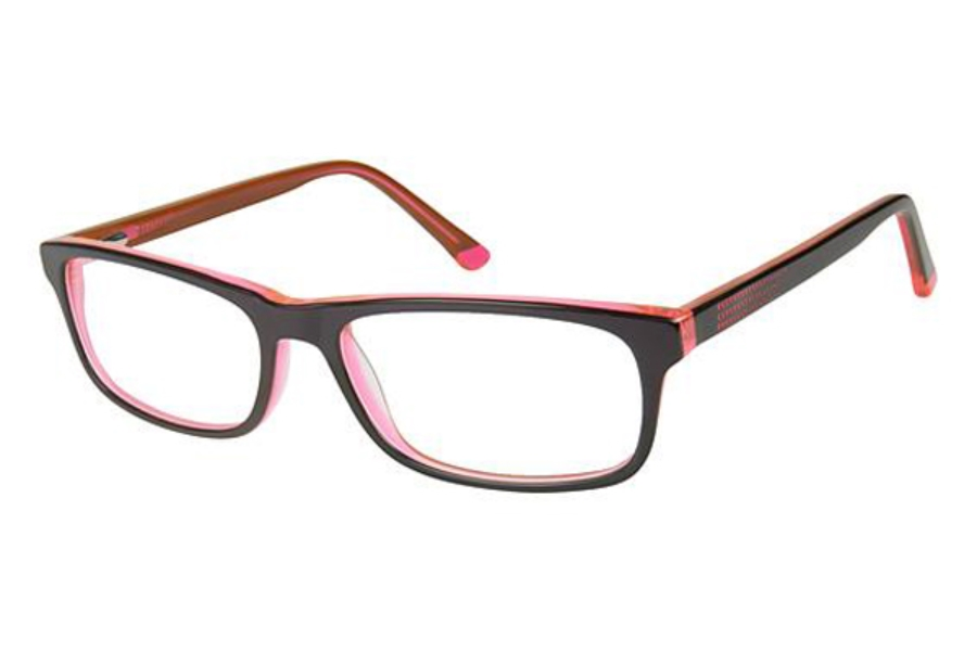 Cantera Curveball Eyeglasses in PNK Pink