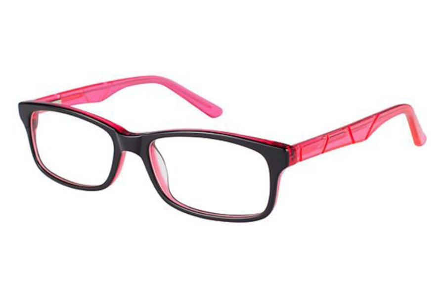 Cantera Pointguard Eyeglasses in PNK Pink