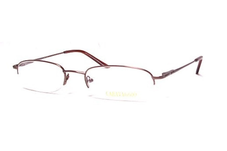 Caravaggio Ceaser Eyeglasses in Black Grey