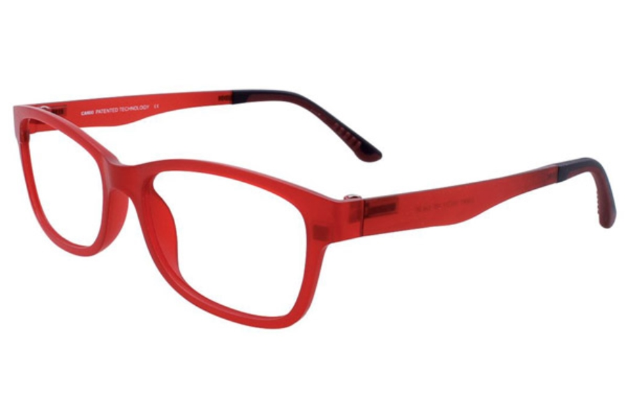 Cargo C5043 w/magnetic clip on Eyeglasses in 030 Red