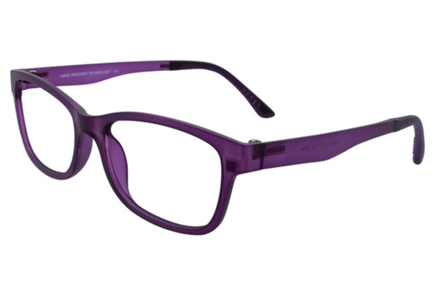 Cargo C5043 w/magnetic clip on Eyeglasses in 080 Purple