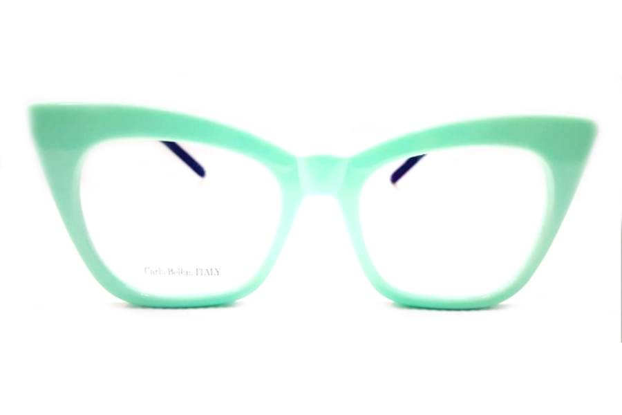 Carlo Bellini CB 7580 Eyeglasses in C2 Mint Green