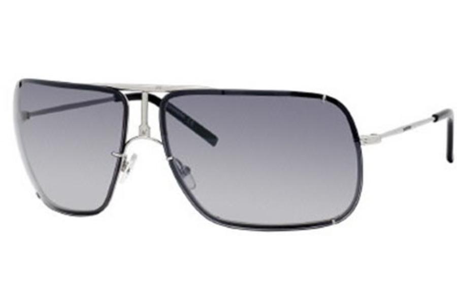 fea7057f2a73 ... Carrera Carrera 17/S Sunglasses in 0010 Palladium (IC gray mirror  gradient silver lens ...