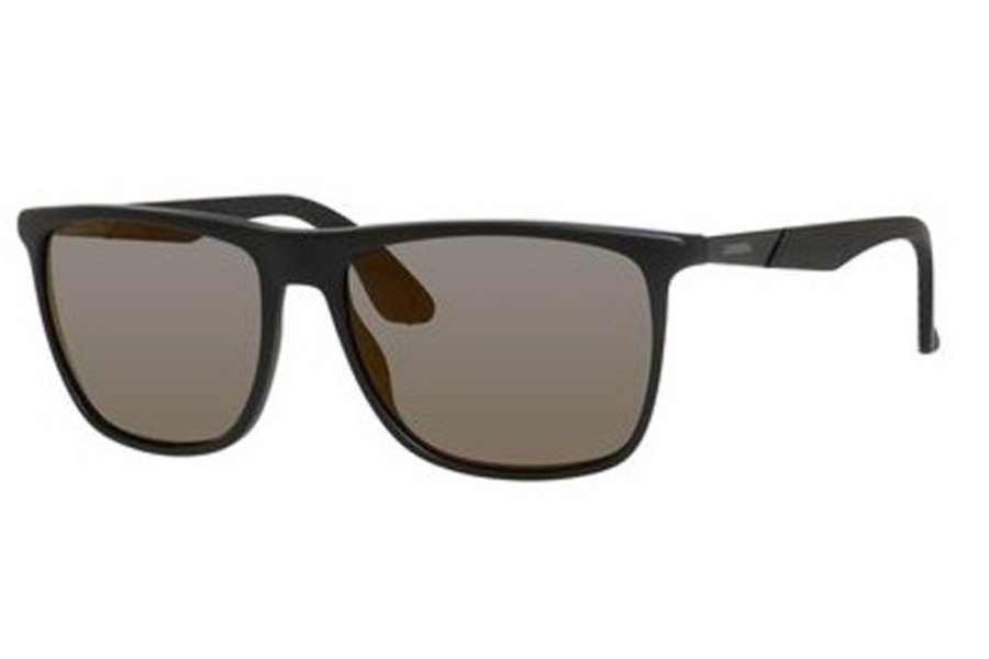 Carrera CARRERA 5018/S Sunglasses in 0MHX Matte Black (CT copper sp lens)
