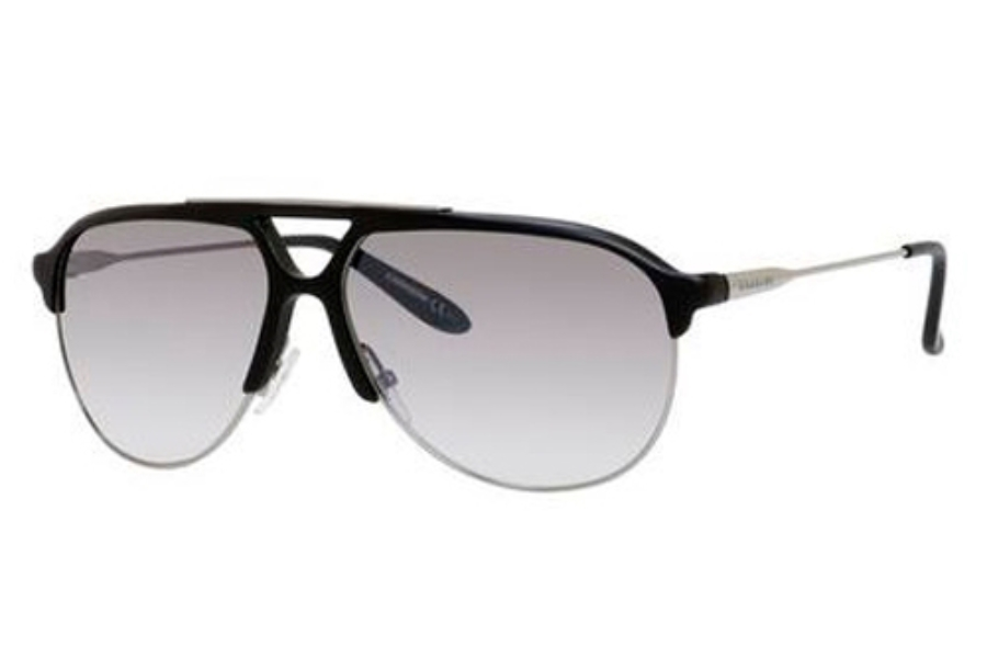 bf203d2ef7b9d ... Carrera CARRERA 83 S Sunglasses in 00RY Ruthenium (IC gray mirror  gradient silver lens ...