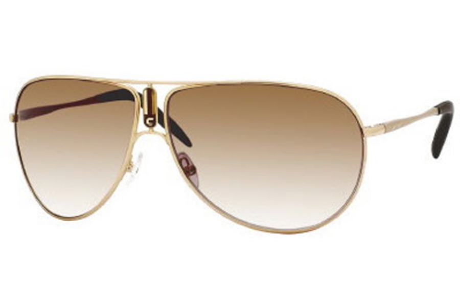 fa945e0435 ... Matte Gold (Uz Red Mirror Lens)  Carrera GIPSY S Sunglasses in Carrera  GIPSY S Sunglasses ...