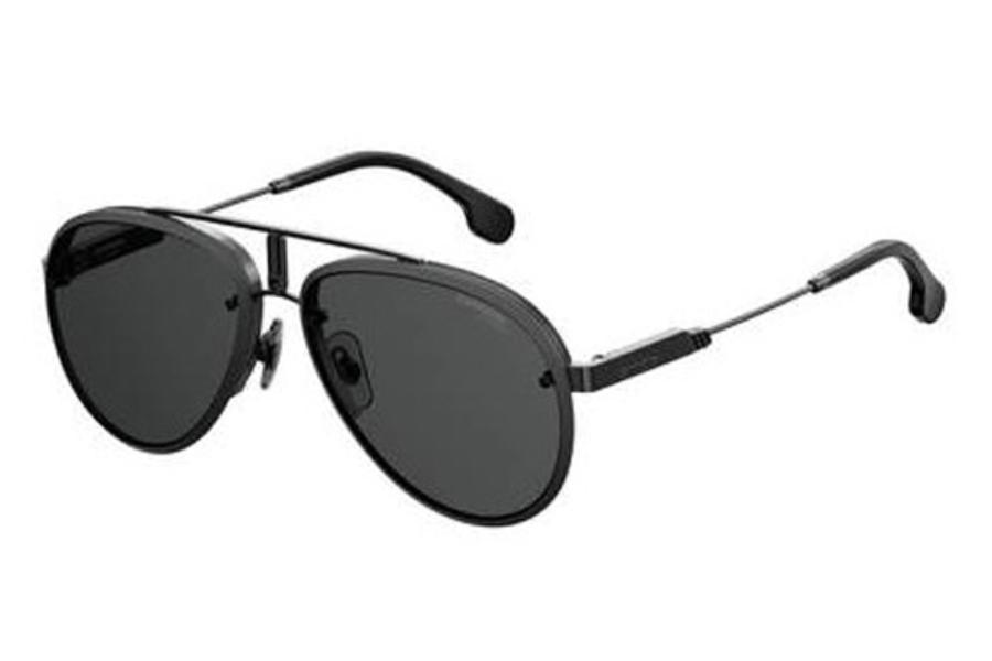 8d0890f51098 ... Carrera CARRERA GLORY Sunglasses in 0003 Matte Black (2K gray ar lens)  ...