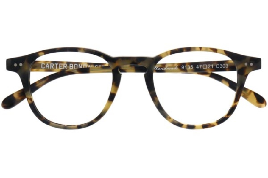 Carter Bond 9135 Eyeglasses in Carter Bond 9135 Eyeglasses