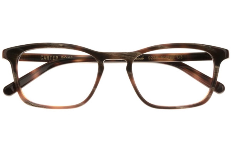 Carter Bond 9236 Eyeglasses in Carter Bond 9236 Eyeglasses
