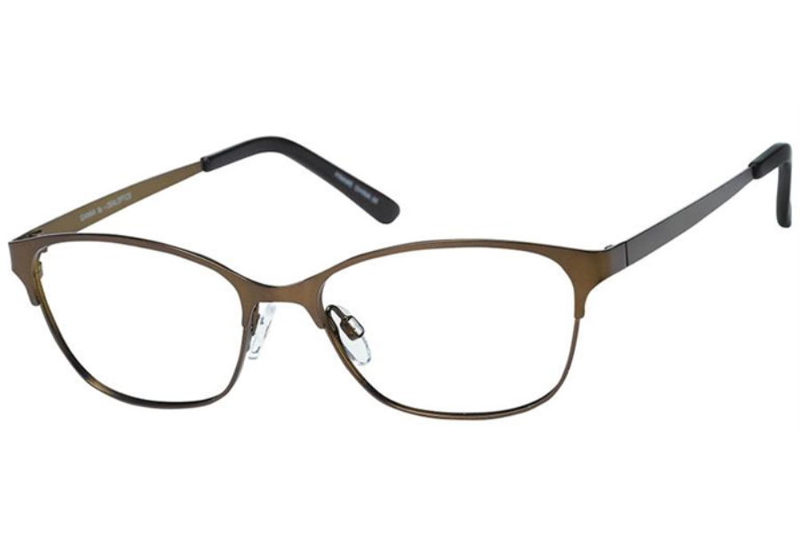 Casino Gianna Eyeglasses in Chocolate
