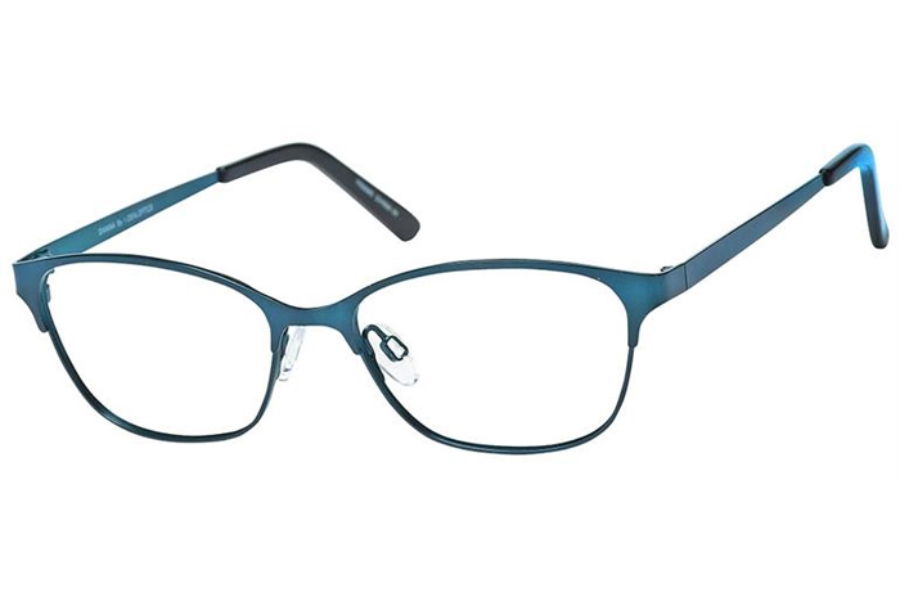 Casino Gianna Eyeglasses in Teal