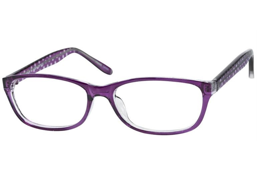 Casino Jolie Eyeglasses in Purple