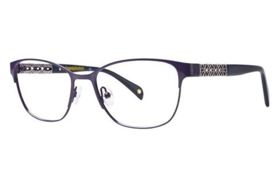Catherine Malandrino CM 110 Eyeglasses in Purple