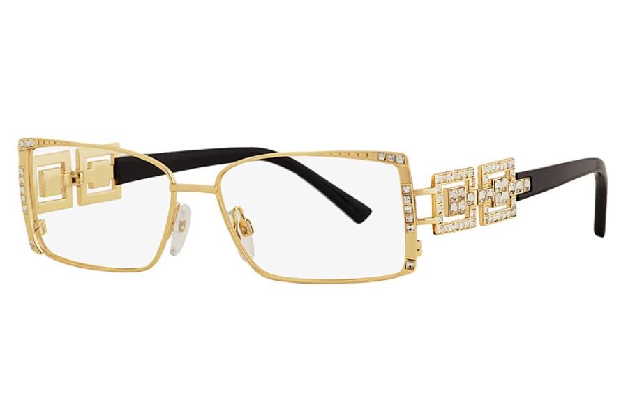 77557bc12e4c ... Crystal Stones  Caviar Caviar 5603 Eyeglasses in Caviar Caviar 5603  Eyeglasses ...
