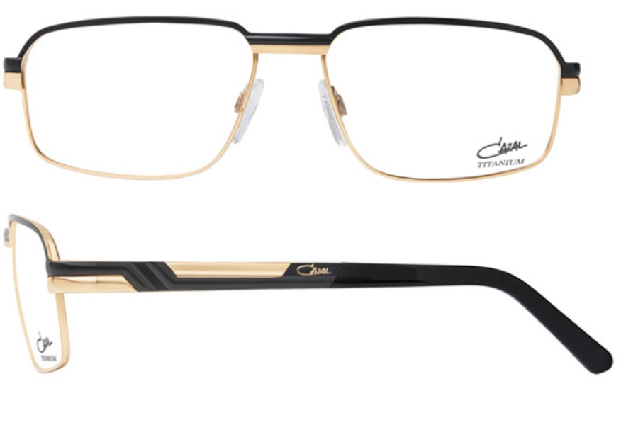 Cazal Cazal 7067 Eyeglasses in 001
