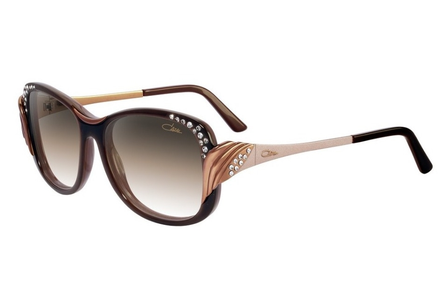 Cazal Cazal 8011 Sunglasses in 002 Tortoise