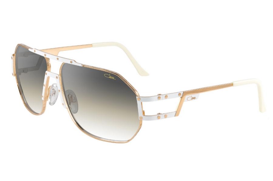 ff67bca5971 ... Cazal Cazal 9054 Sunglasses in 002 ...