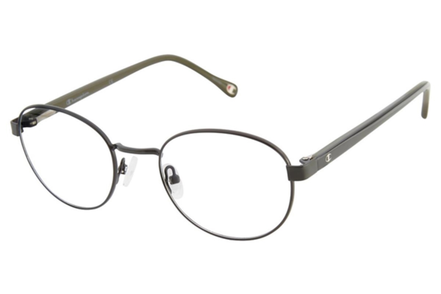 Champion 1021 Eyeglasses in C02 Black