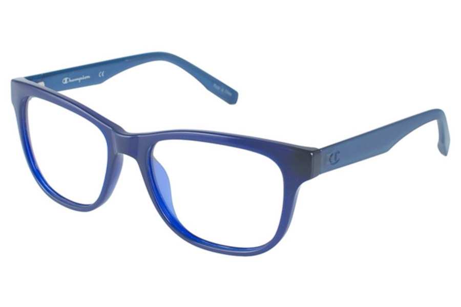 Champion 3009 Eyeglasses in C03 Dark Blue