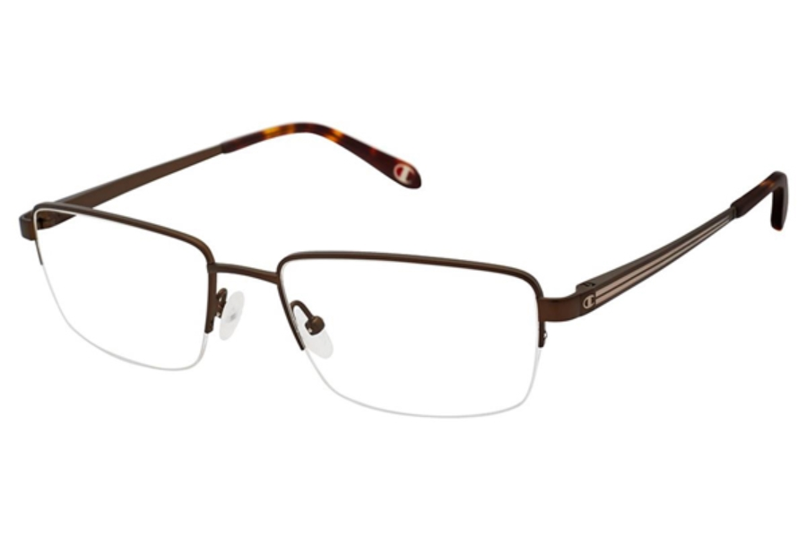 Champion 4022 Eyeglasses in C03 Brown
