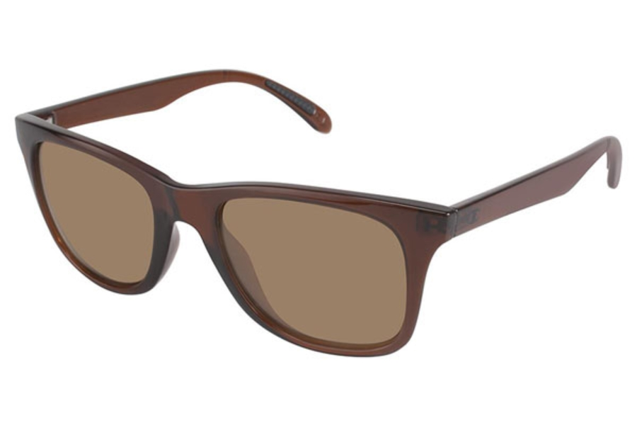 Champion 6009 Sunglasses in C03 Transparent Brown