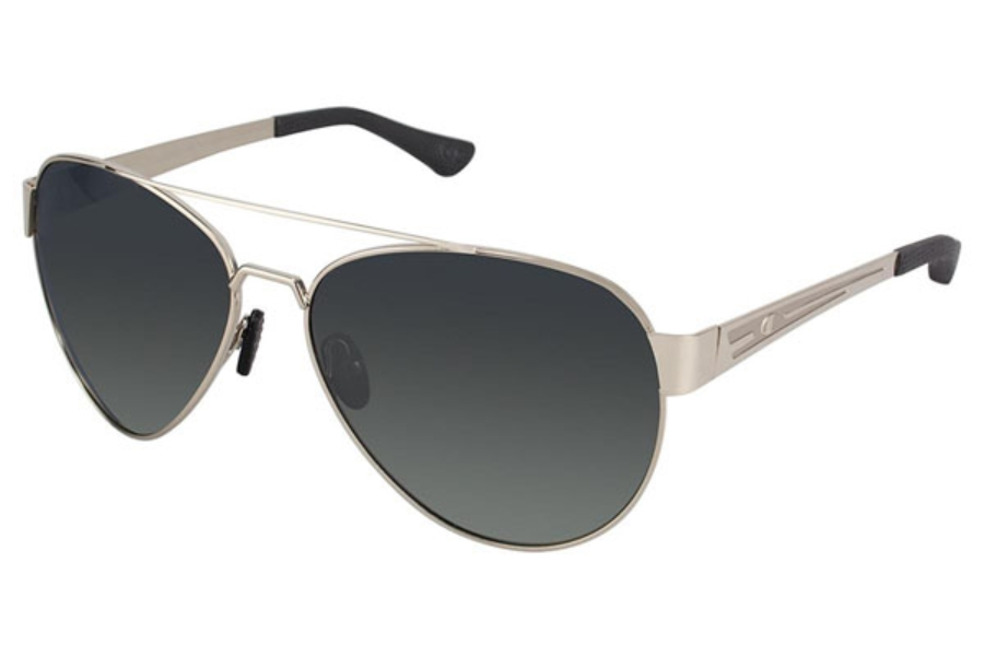 Champion 6027 Sunglasses in C03 Gold/Black